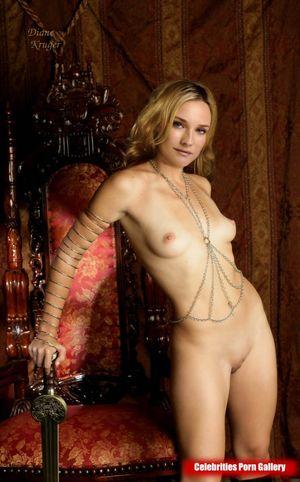 Diane Farr Nude