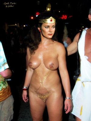 Harrison nude linda Linda Harrison