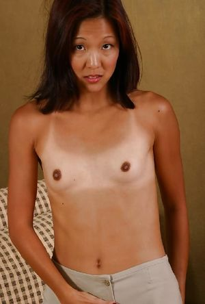 Flat chest nude