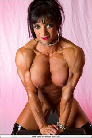 Maria Venus  nackt
