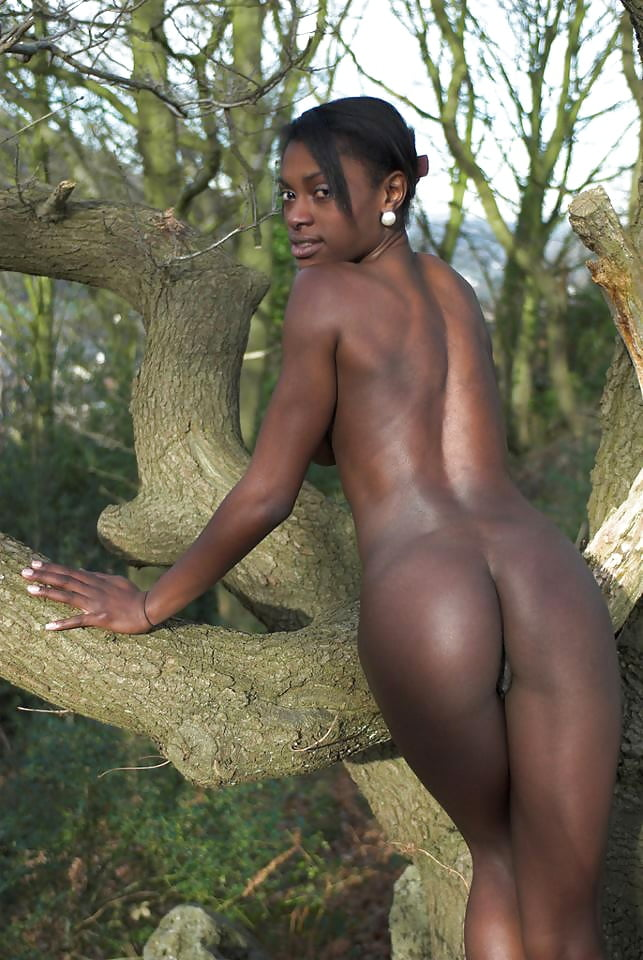 EBONY AND SOME Withy GIRLS NUDIST..