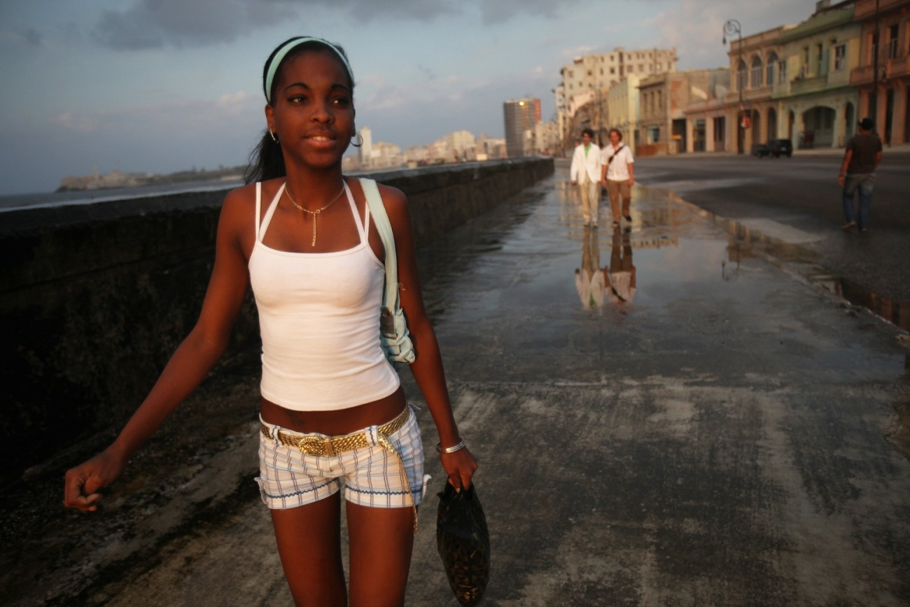 Cuba: On boulevards and back..