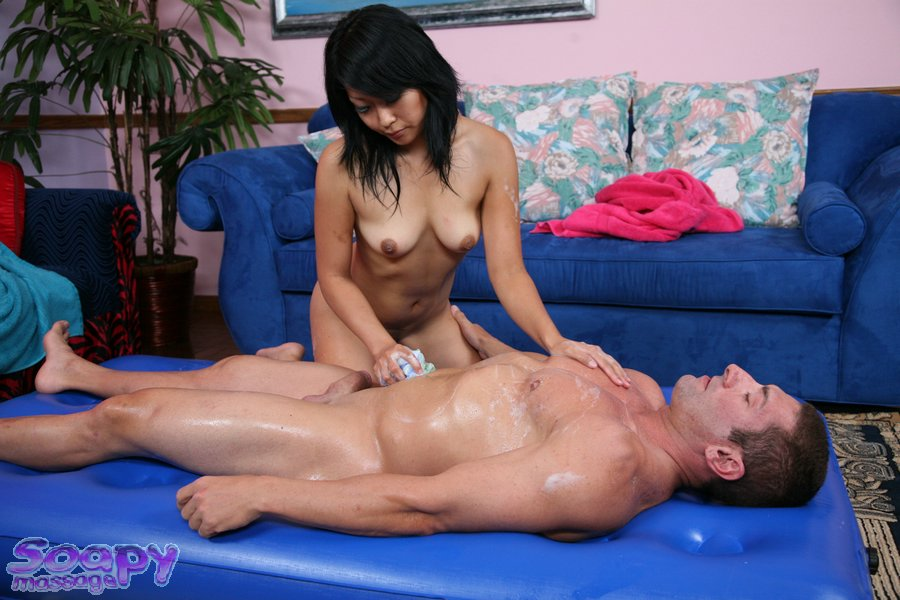 Girl does blowjobs and prostate massage guy porn pics