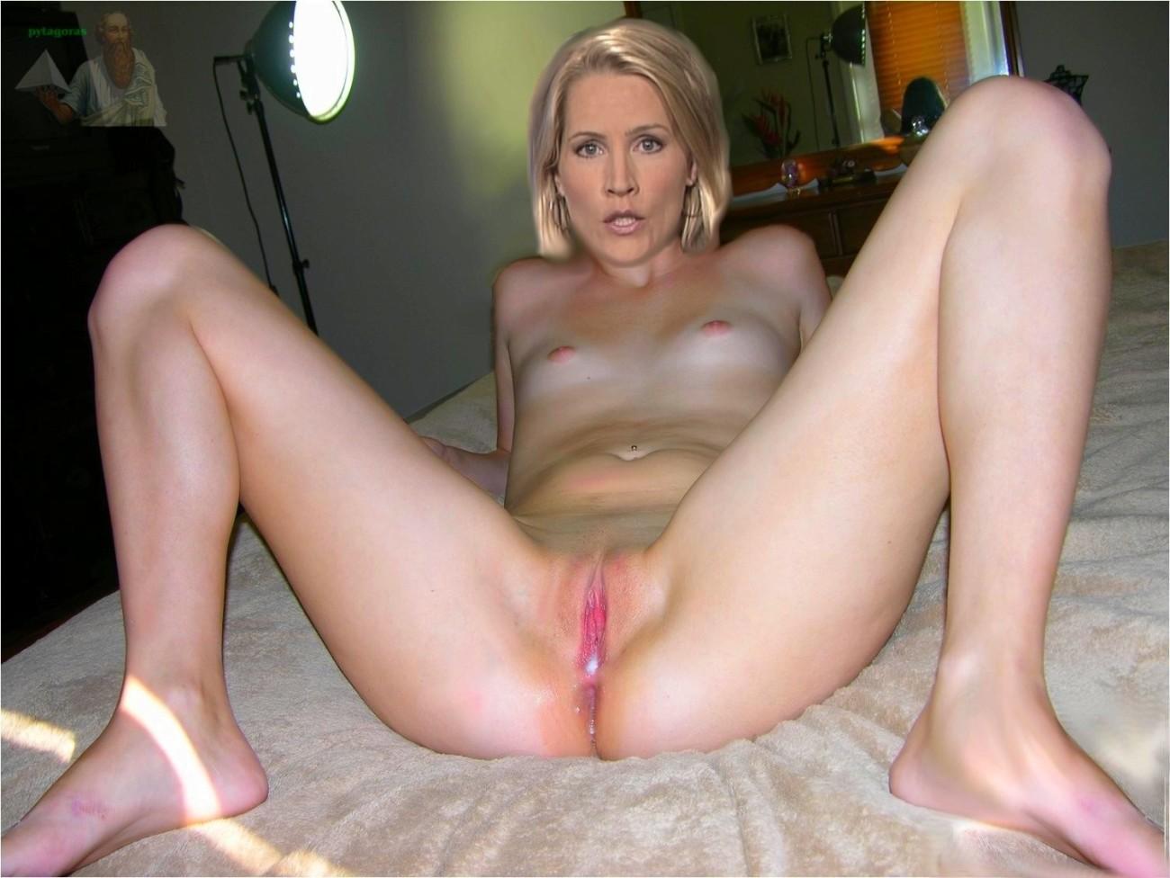 Judith Rakers  nackt
