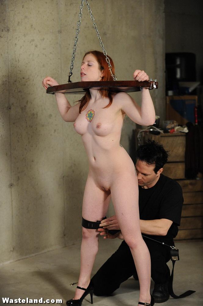 Unveil sex slave female