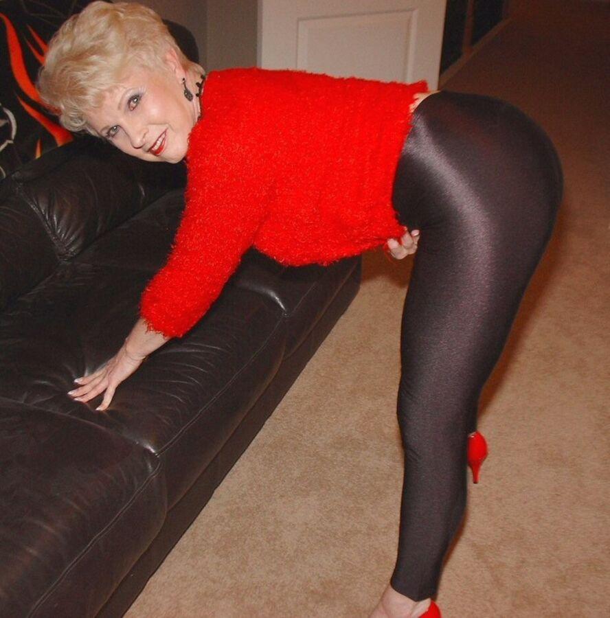 Big ass black granny