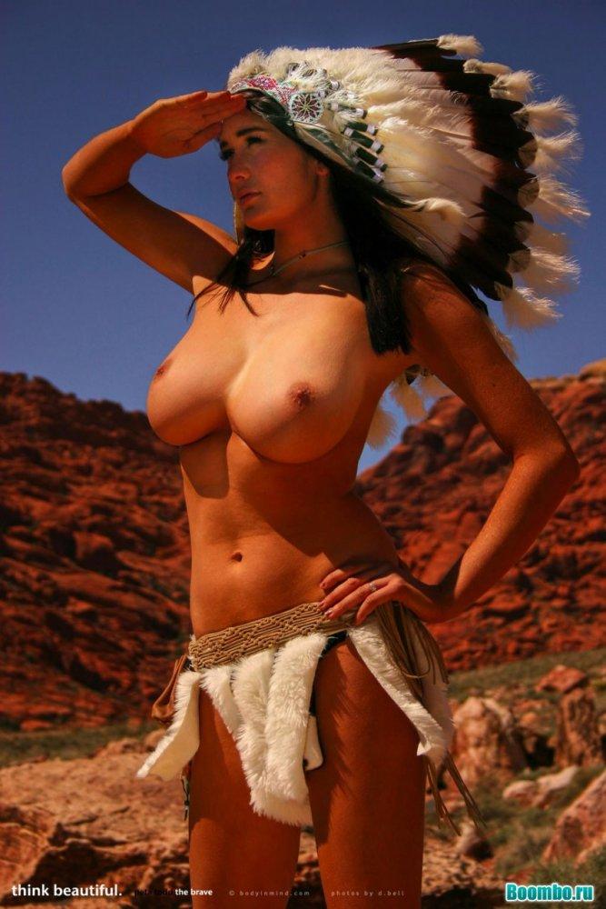 Hot native naked men