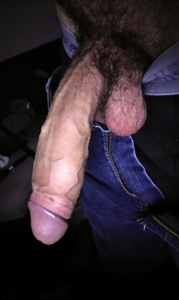 Squirting on monster white dick