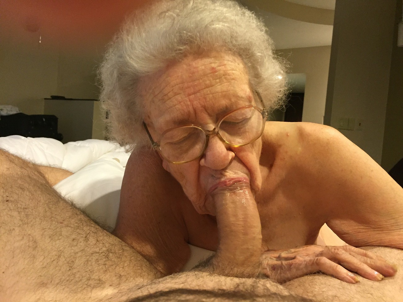 Very Old Grannies Sucking Dick
