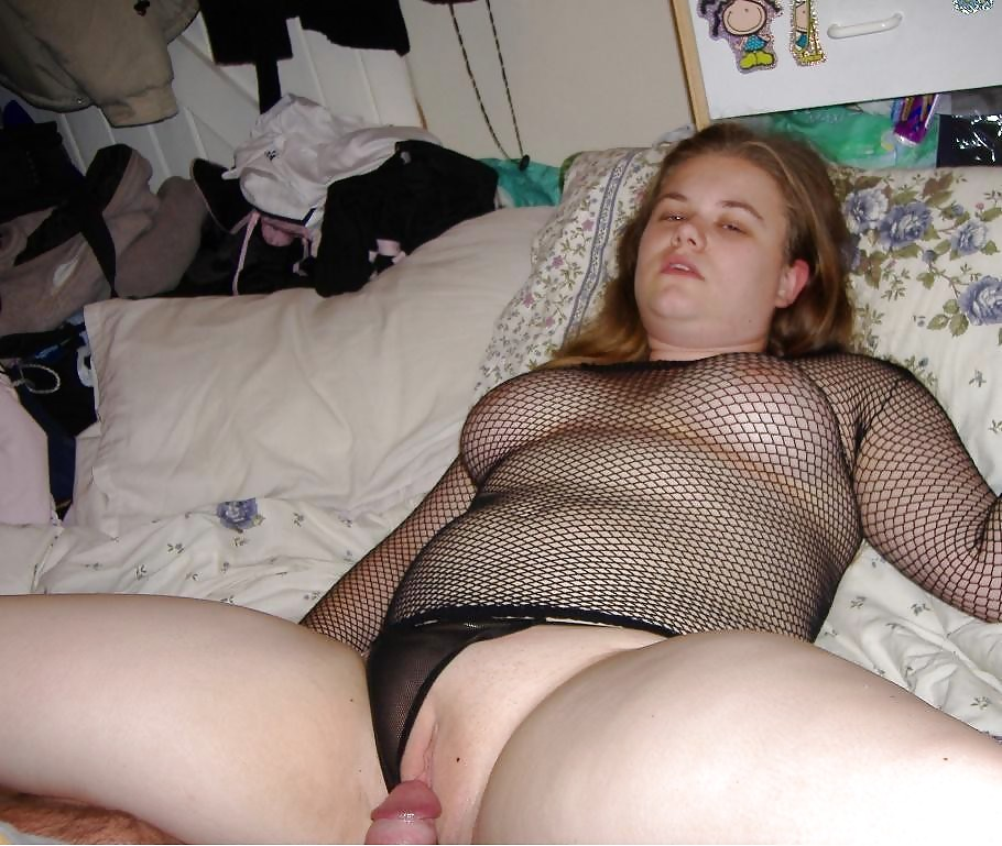 Horny fat bbw ex girlfriend fucking in stocki