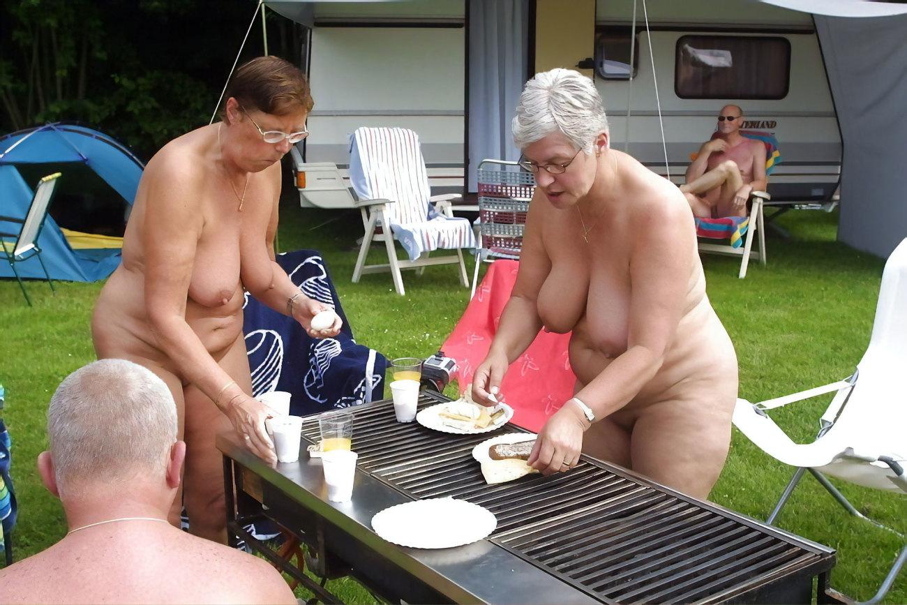 Nudists of option age having good..