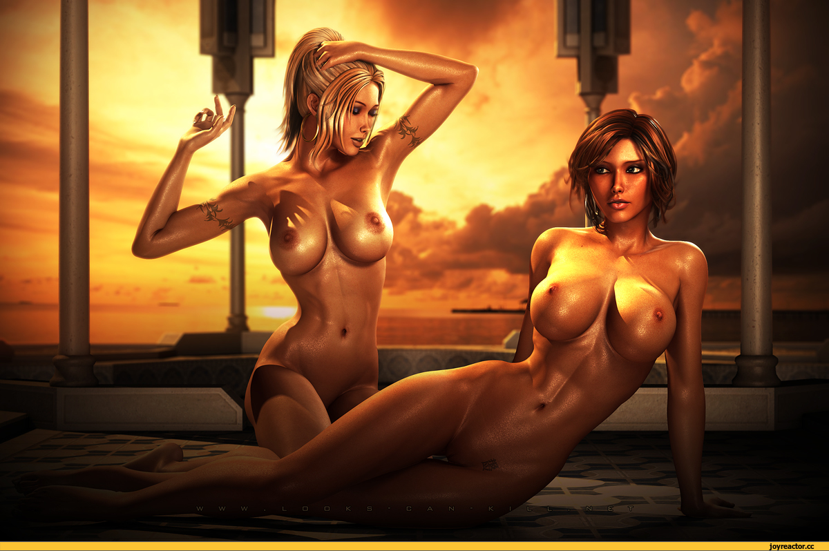 Hot Nude Girls Playing Photo Games