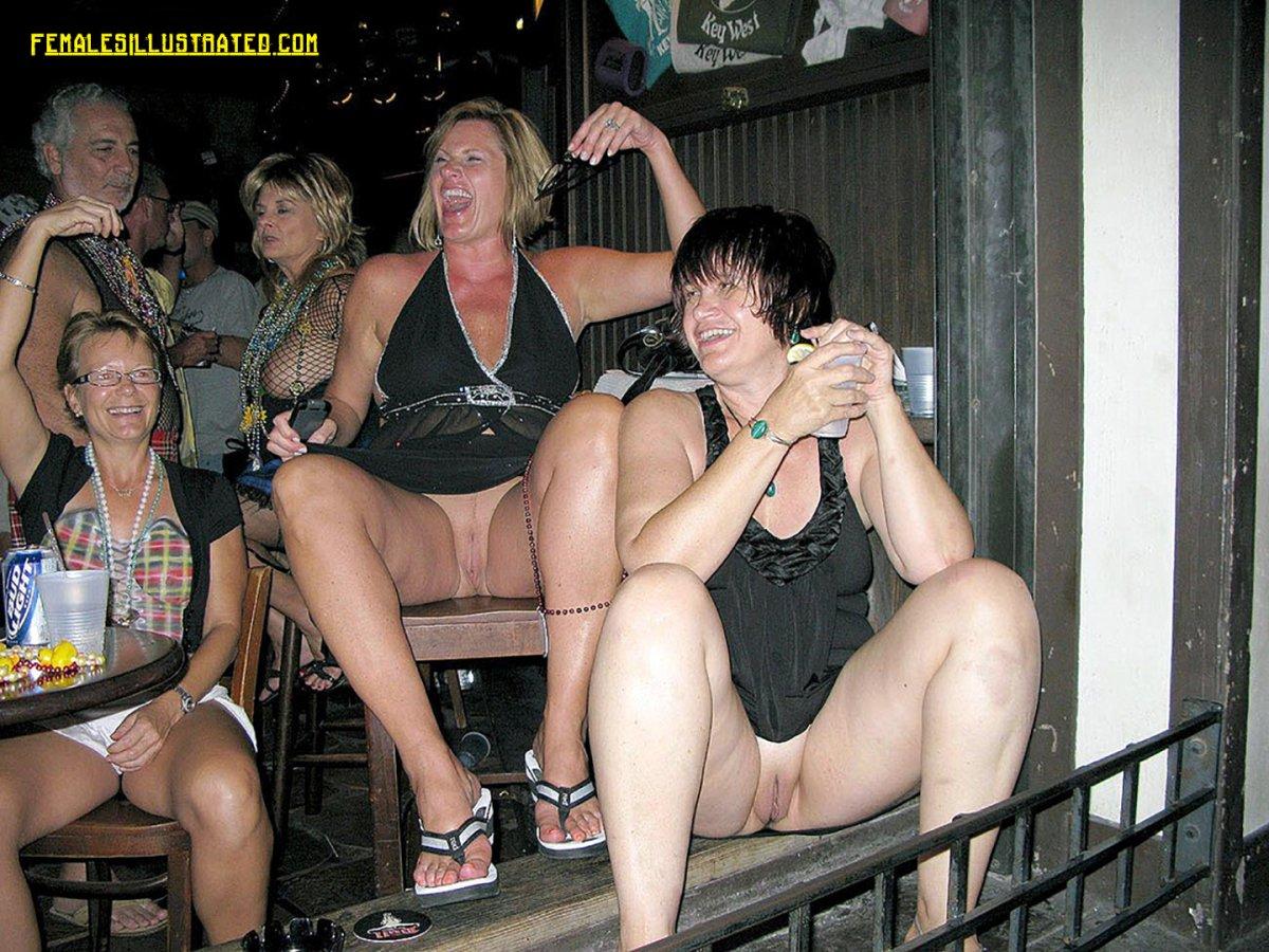 Accidental Nudity In Public