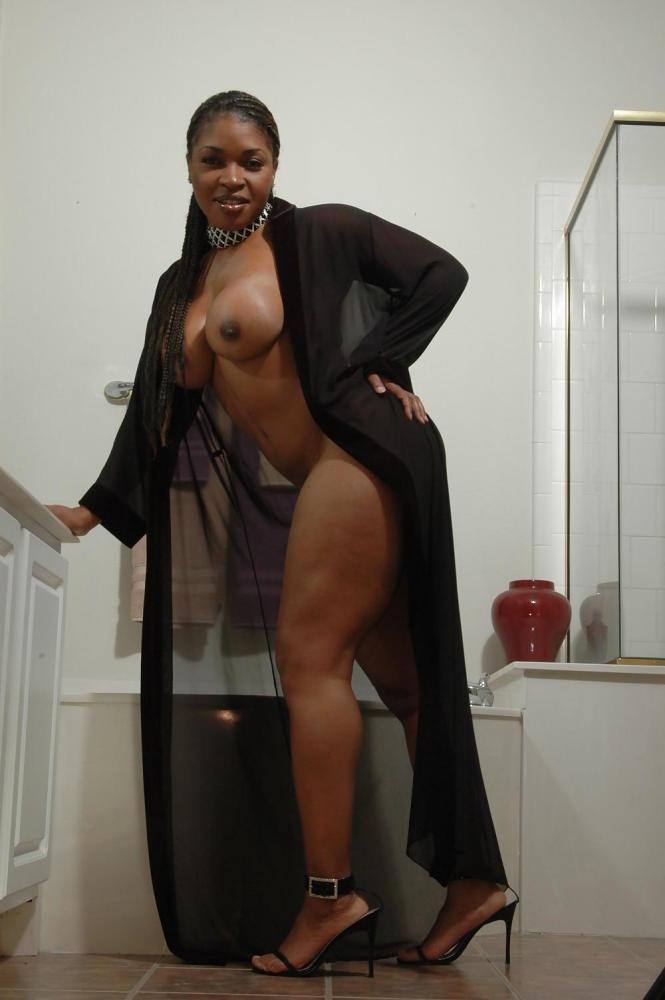 BDSM Fetish Divest Black Woman..