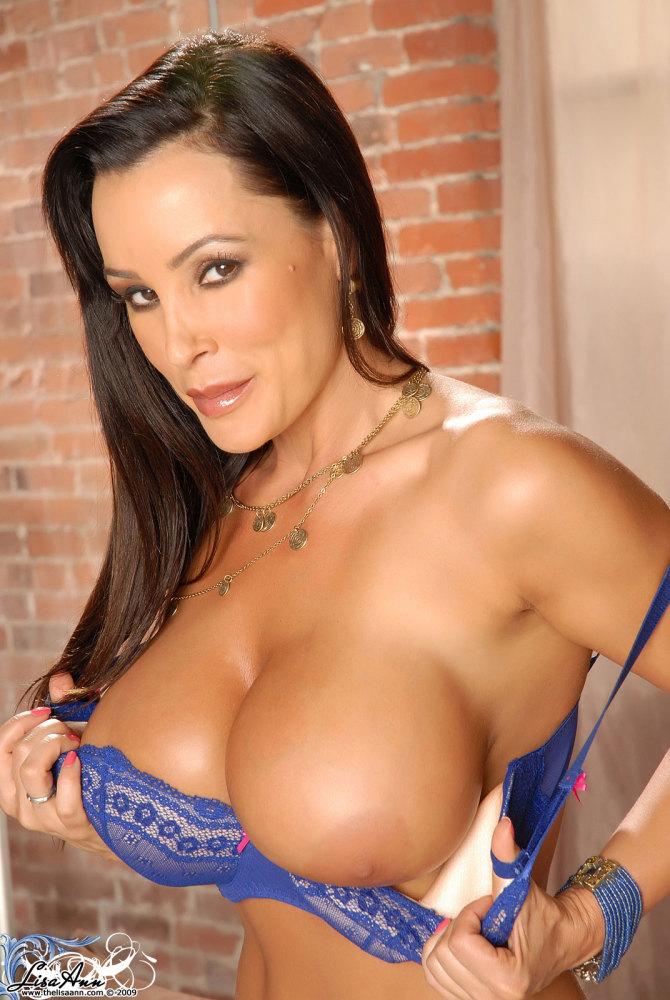 PornStar Fan Club: Lisa Ann..