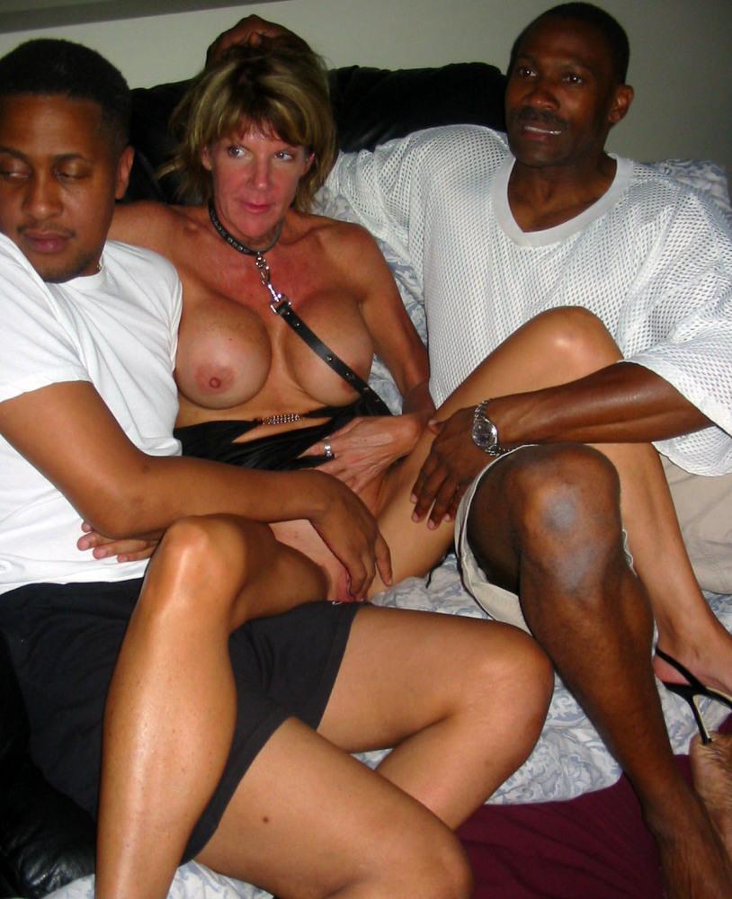 White submissive strata - Amateur..