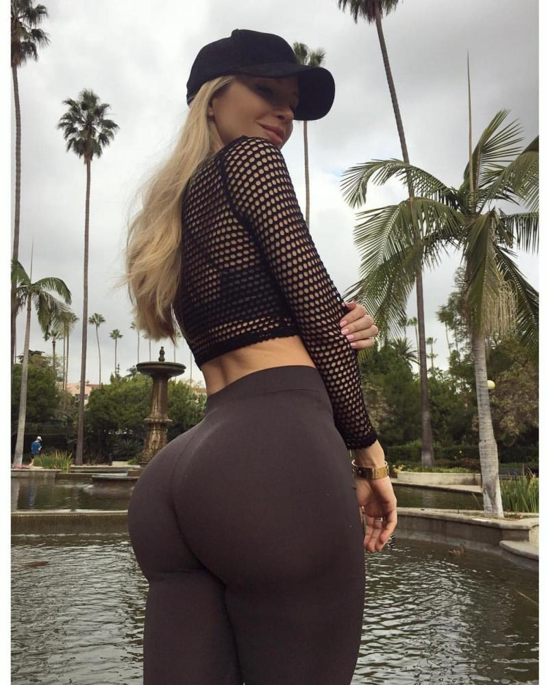 Nice bubble butt you say