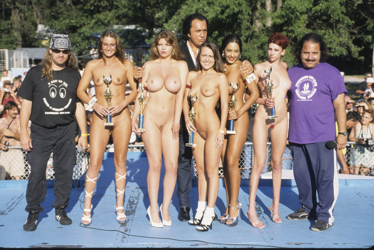 Young nudists contests