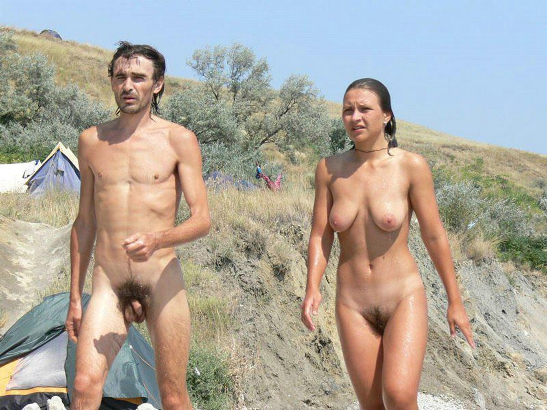 Family Of Nudist Having Mating -..