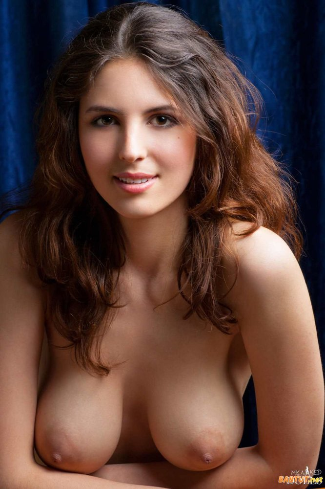 Gorgeous Teen Breasts