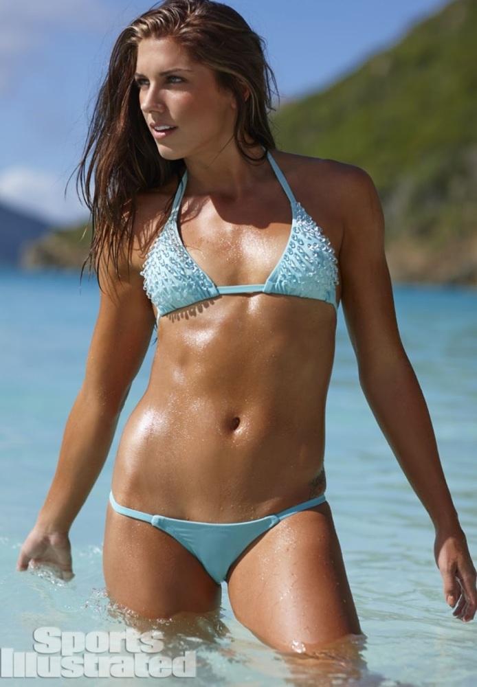Alex Morgan Swimsuit Exclusive -..