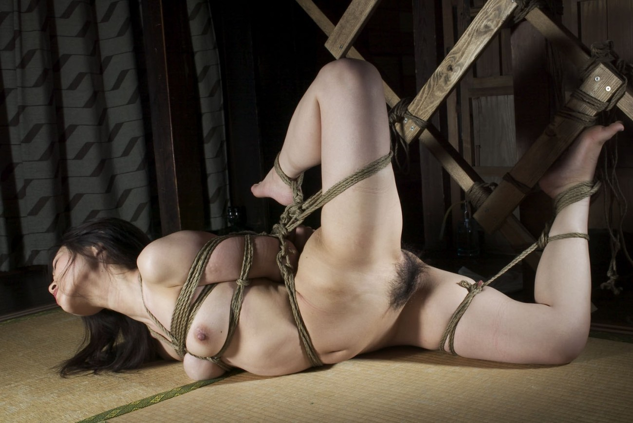 Asian mei mara brutal bdsm slave training and rough tit torture of clamped