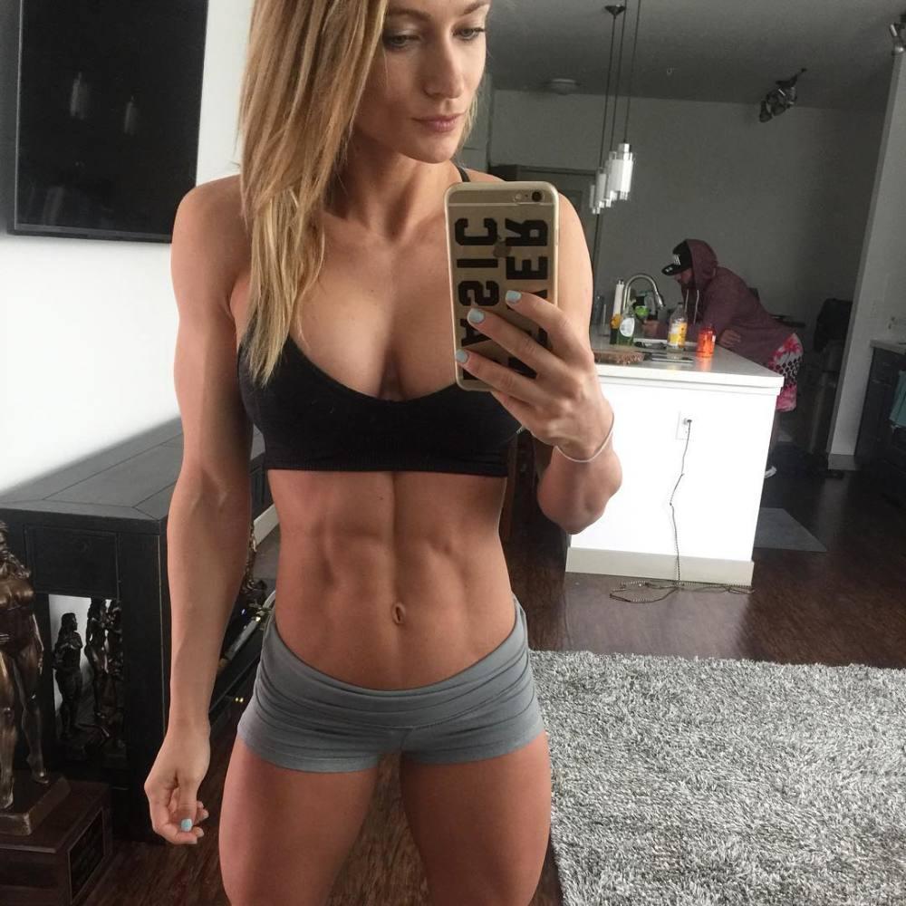 Alyssa Germeroth Beauty Muscle