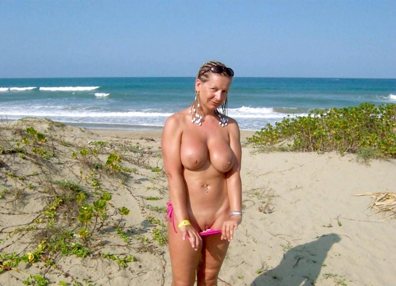 Strand sex