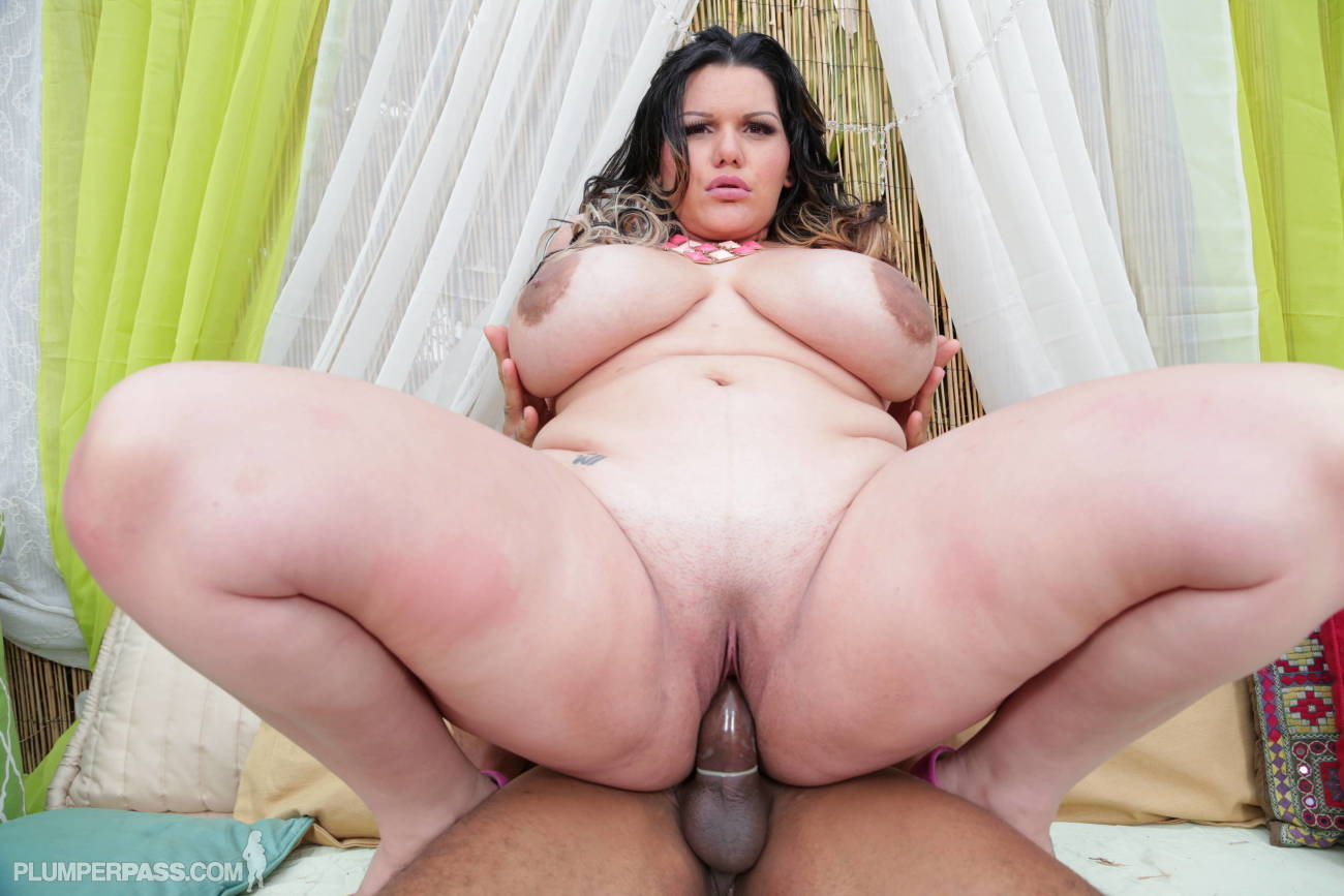 Thick latina angelina castro wrecked by a big black cock