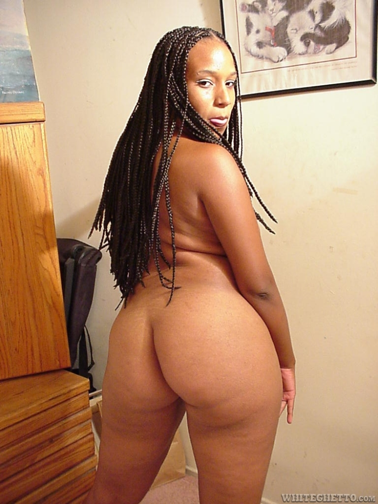 Skinny Black Teen Big Booty