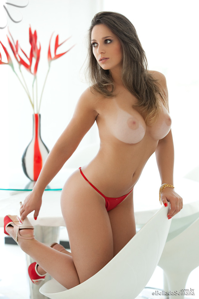 Sexy Brunette Teen With Big Tits And Killer Body Hotscope 1