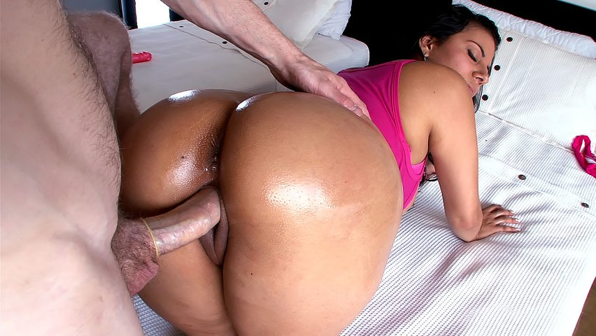 Big booty latina pounded