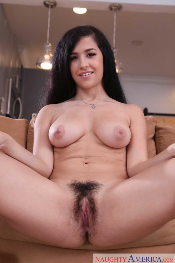 Latin American female Annika Eve..