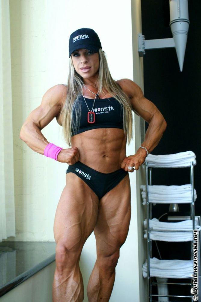 Debi Laszewski Legs and glutes