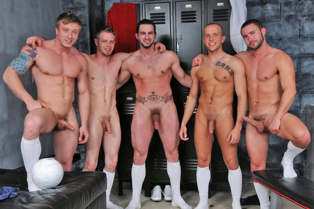 Football Gay Porn Photo