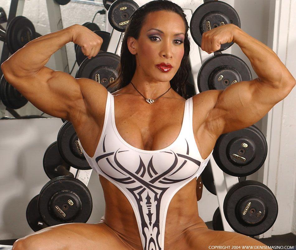 Denise Masino MUSCULAR & SEXY 2