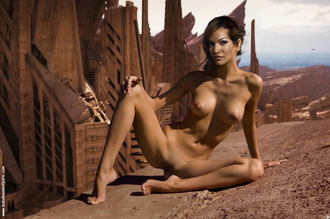 Star trek jolene blalock nude