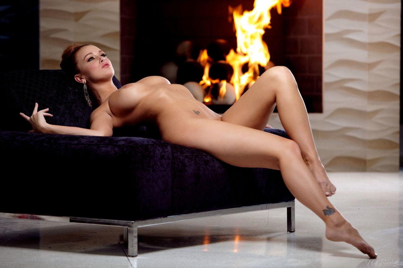 Leanna Decker Fireplace Curvy..