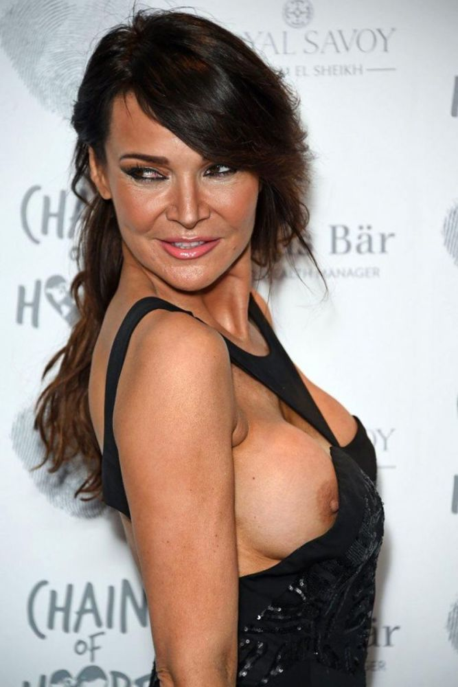 Lizzie Cundy Nip Slip Collection..