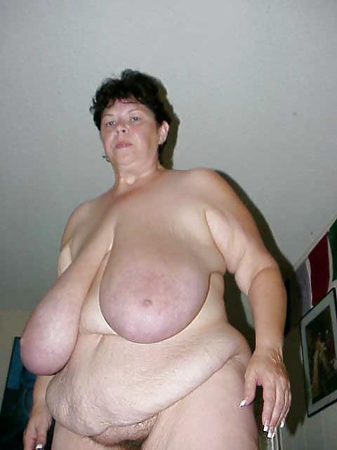 Grandmas big saggy tits nunuporn xxx porn pics