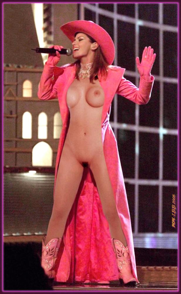 Shania Nude Fakes 14
