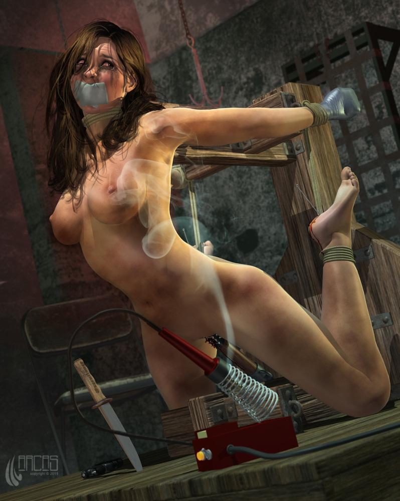 Relief Galleries Female Torture Bondage Pain Update