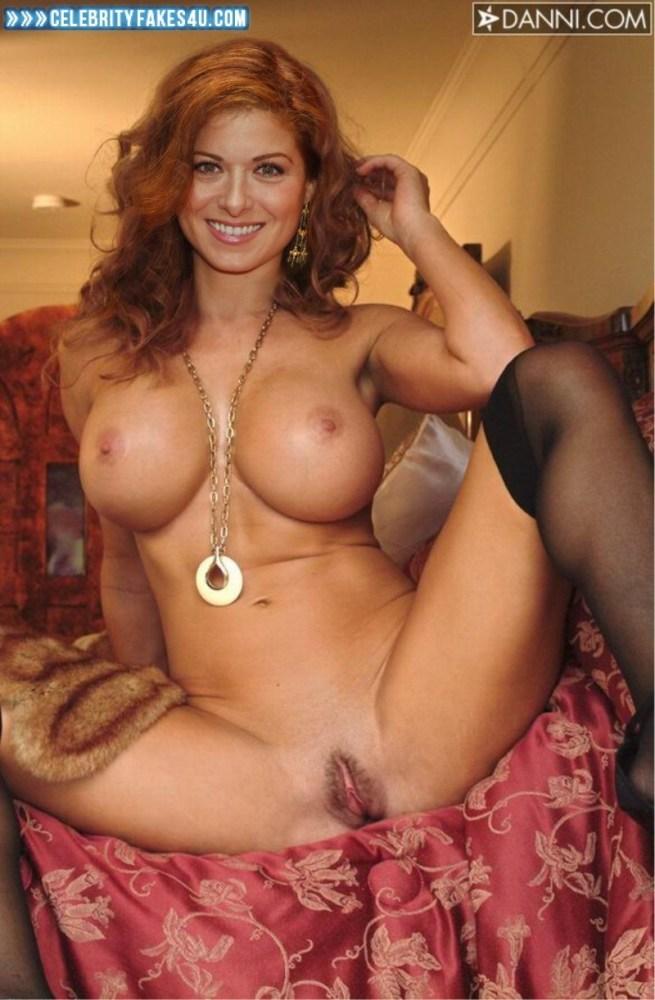 Debra Messing Large Tits Pussy..
