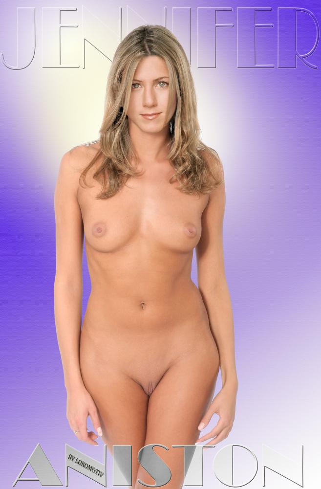 Jennifer Aniston FakeBritBabes