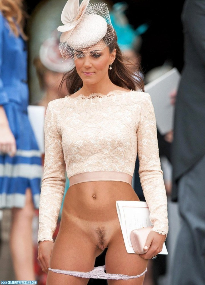 Kate Middleton Panties Aside..