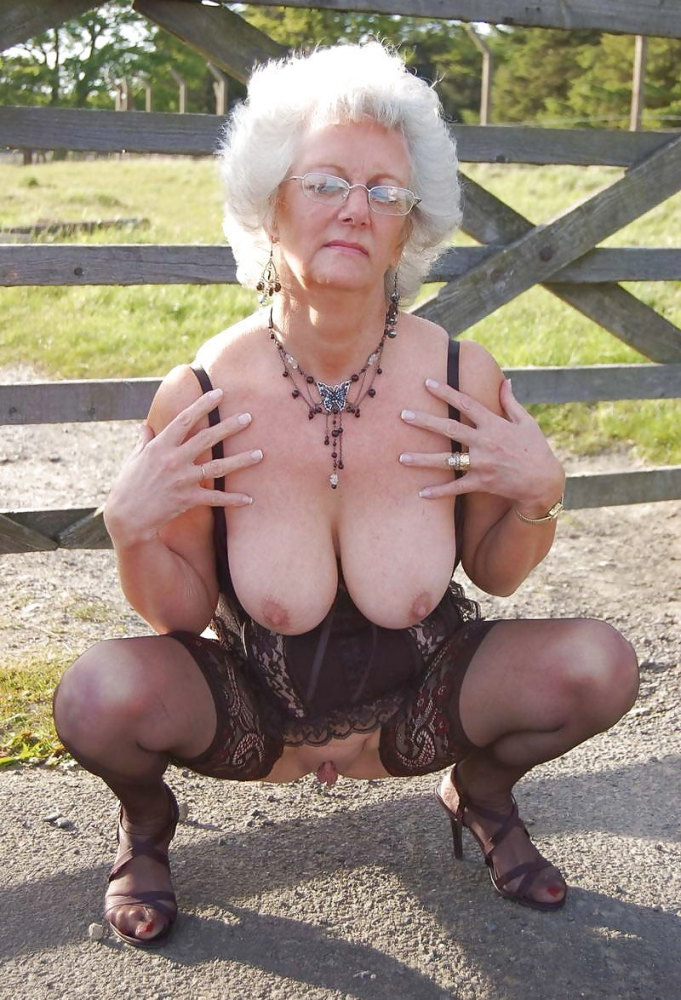 Outcast sex hungry mature and..