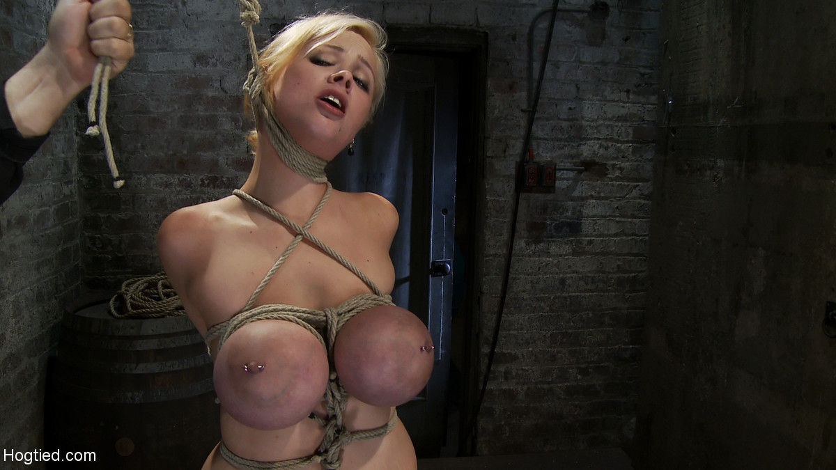 Big tits japanese woman tied and tortured