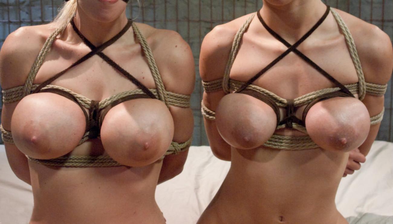 Free big tits bondage porn pics