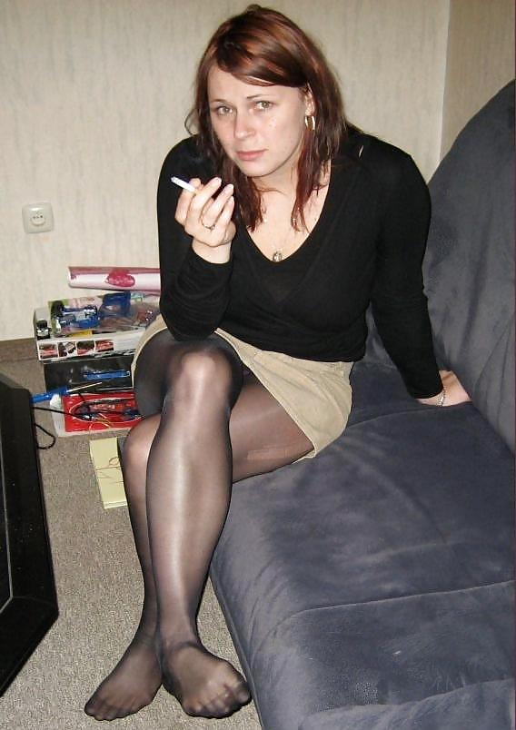 Black nylon feet - Pics -..