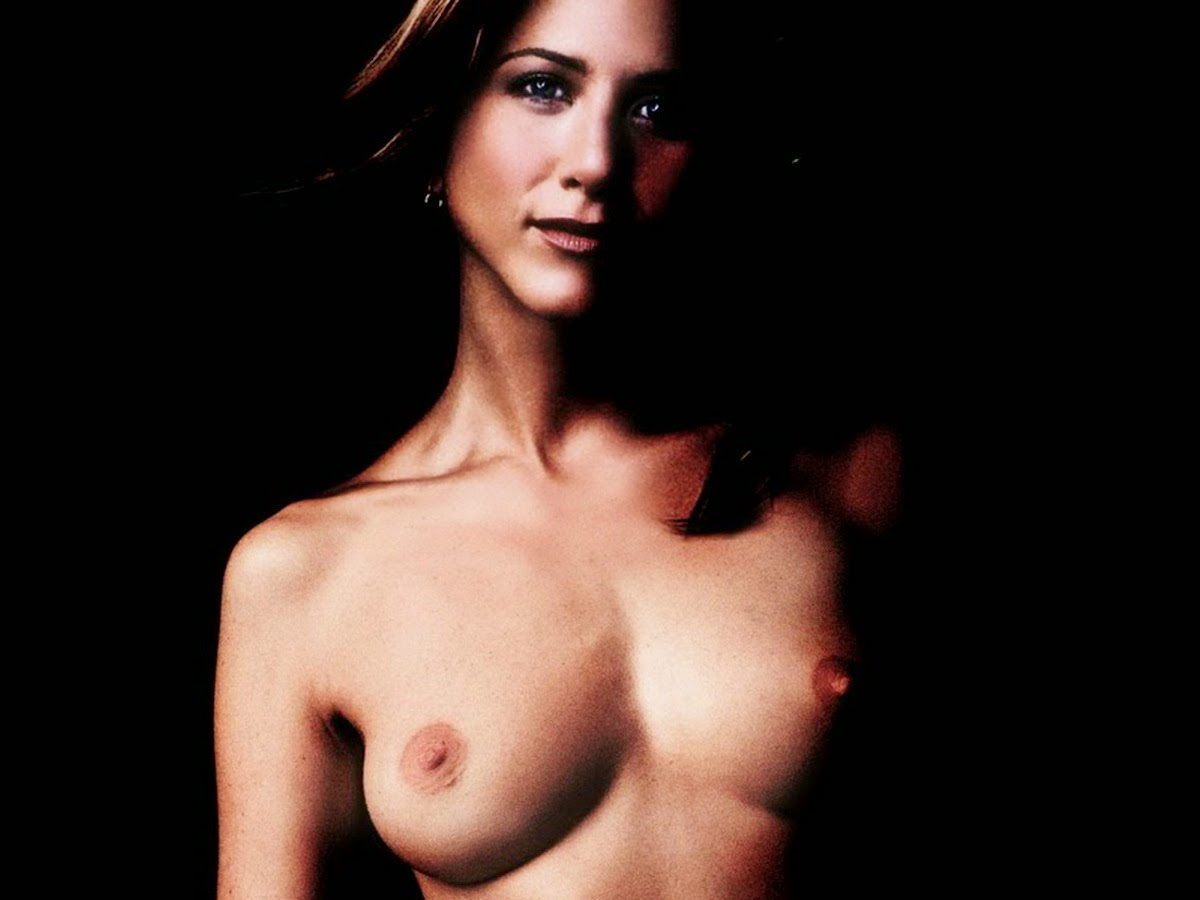 Young jennifer aniston nude